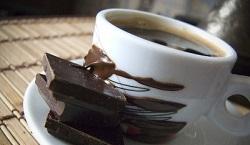 Завтрак шоколадной диеты