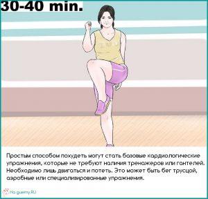 Кардиологические упражнения