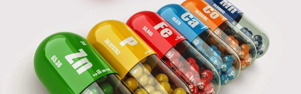 Во время похудения наиболее важными элементами являются: витамины группы B; витамин C; кальций; цинк; хром; магний.