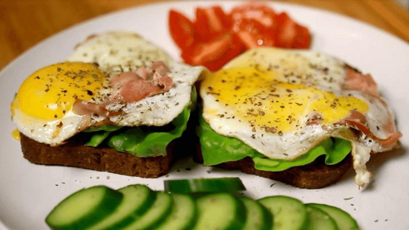 яичные тосты