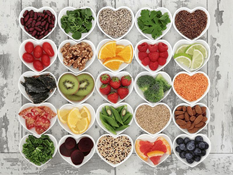 продукты содержащие пищевые волокна