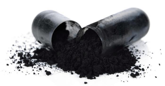 активированный уголь похудения