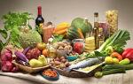 Полезные свойства продуктов средиземноморской диеты