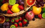 Полезные свойства фруктов: список витаминов и минералов