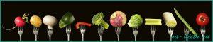 Вегетарианские заменители продуктов для военной диеты