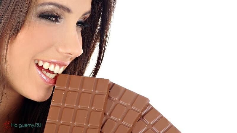 Суточная доза шоколада составляет 30 г
