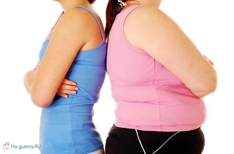 План питания подходит для людей с очень большим весом