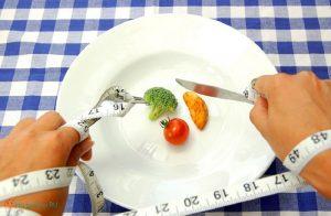Первый цикл диеты считается самым сложным