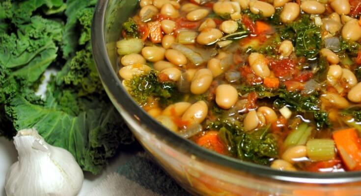 Капустный суп