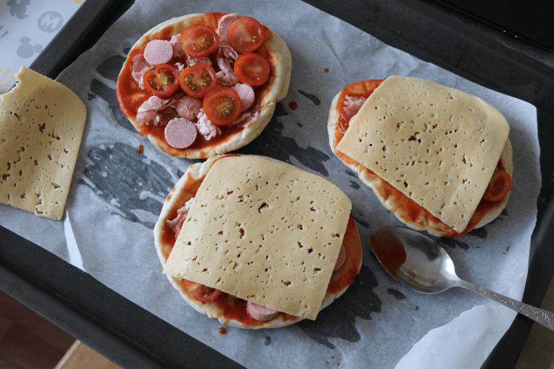 пита пицца