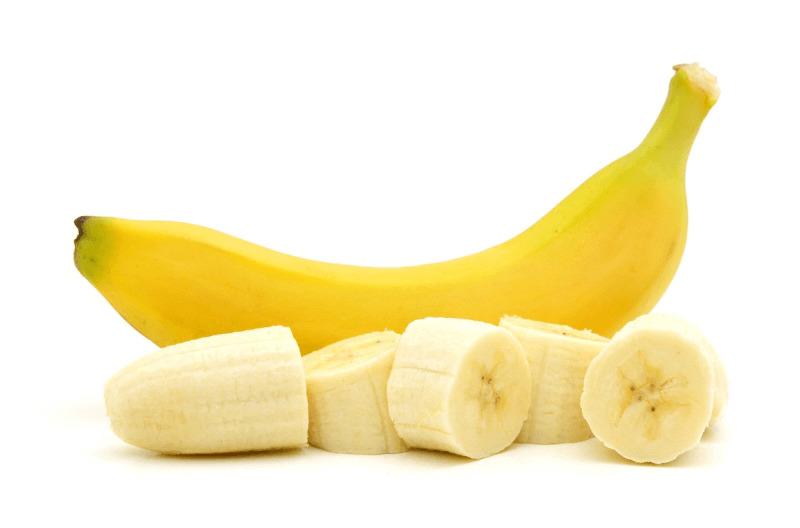 Бананы на голодный желудок