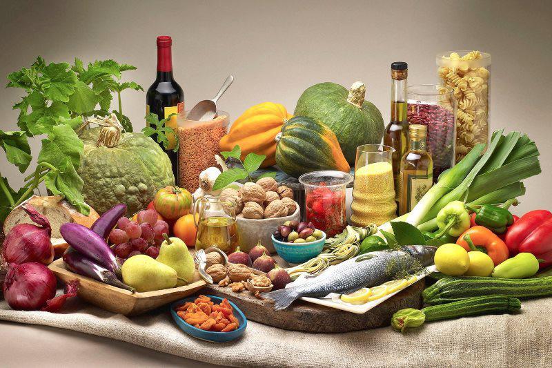 средиземногоморская диета