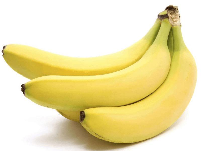 спелый банан