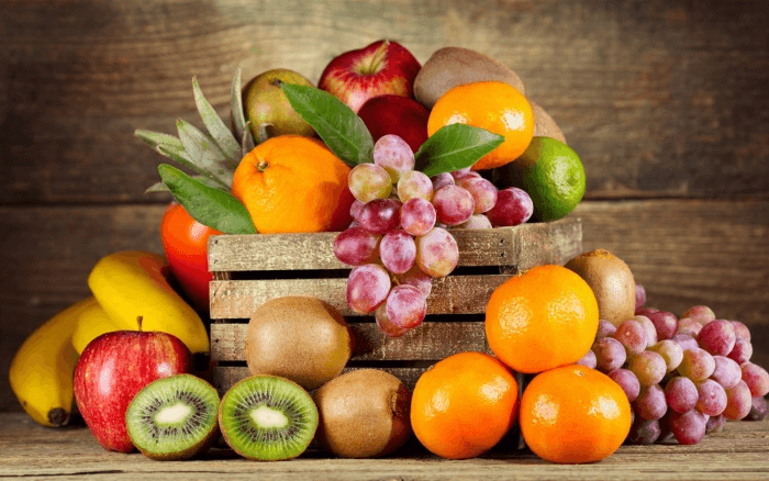 фрукты витамины