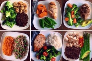 Диетические обеды