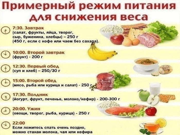 Белково фруктовая диета эффективная
