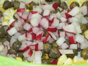 салат имбирем